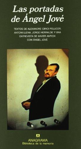 Las portadas de Ángel Jové (Biblioteca de la memória)
