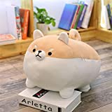 Beisoug Valentine Best Gift Anime Shiba Inu Plush Stuffed Sotf Pillow Doll Cartoon Doggo Cute Shiba Soft Toy