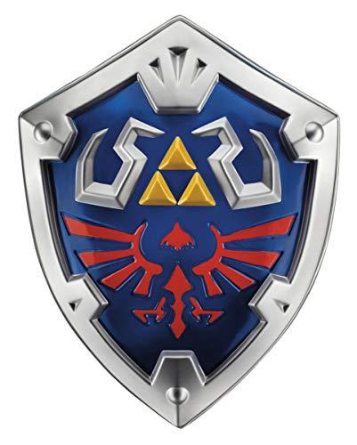 Zelda Skyward Sword Hylia Schild von Link als Nintendo Kostümzubehör