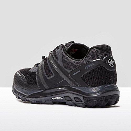 Randonnée Chaussure MAMMUT MTR 141 Pro Low GTX Men Noir