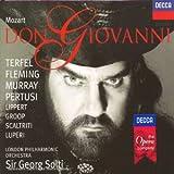 Mozart - Don Giovanni / Terfel · Fleming · Murray · Pertusi · Lippert · Groop · Scaltriti · Luperi · LPO · Sir Georg Solti