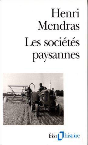 Les sociétés paysannes