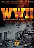 WWII, Vol. 4: The Allies Claim Final Victory in North Africa / Italy Surrender / Russia Retake Kiev [DVD] [2007]