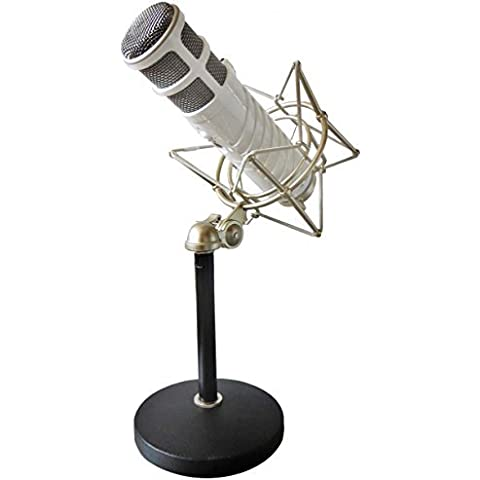 Rode MS032 – Podcaster, microfono dinamico USB + treppiede MS088 ragno + da