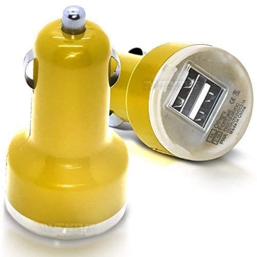 aventus-videocon-krypton-v50dc-yellow-twin-port-usb-mini-bullet-in-car-charger-adapter
