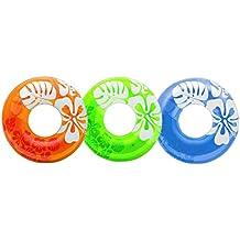 Intex 59251NP Schwimmring Clear Color Tube - Grundartikel