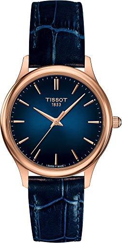 Tissot EXCELLENCE 18 KT GOLD T926.210.76.041.00 Reloj de Pulsera para mujeres