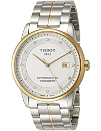Tissot T0864082203600 Luxury Automatic Silver Dial Two-Tone Stainless Steel Mens Watch