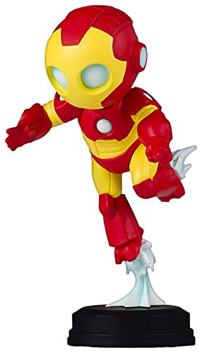 Gentle Giant - gg80595 - Figura de Iron Man - Gamme Animated Estatua - Marvel