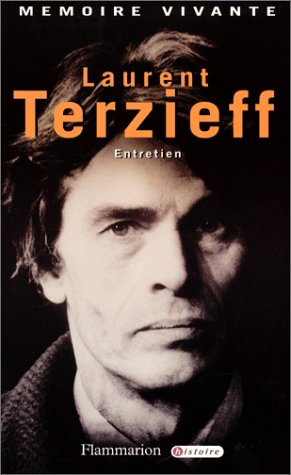 Mmoire vivante : Laurent Terzieff