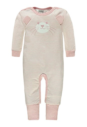 Kanz Unisex Baby  Overall 1/1 Arm, Rosa (Parfait Pink Melange 8195), 86