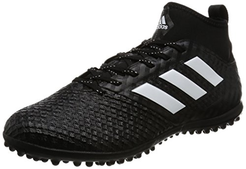 adidas Ace 17.3 Primemesh Tf, Bottes Homme Noir (Core Black / Ftwr White / Night Metallic)