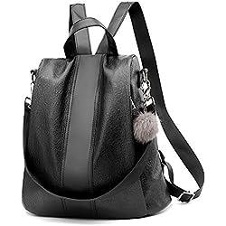 StillCool Bolsa para Mujer PU, Mochila Bolsos de Mano Impermeable y Antirrobo Backpack Daypack para Escuela,Trabajo,Y Viajo,etcétera