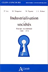 Industrialisation et societes : Europe occidentale, 1880-1970