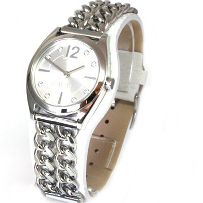 esprit-catena-leather-bracelet-clock-and-bright-in-the-field-white