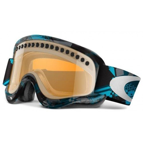 Oakley Xs O Frame Snow Shattered Turquoise, 57-4071