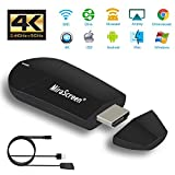 Weeygo Wireless Dongle Display, 4K HD Monitor HDMI Mini Wifi Adattatore TV(2.4G + 5G)