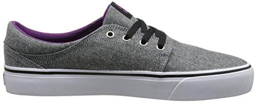 DC Shoes Trase Tx Se, Baskets mode femme Noir (Black- Blk)