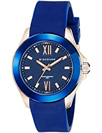 Giordano Analog Blue Dial Men's Watch - A1036-03