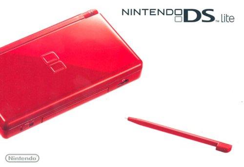 Nintendo DS Lite - Konsole, red