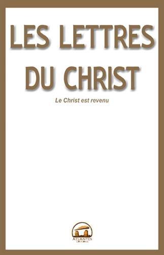 Les Lettres du Christ par Anonyme