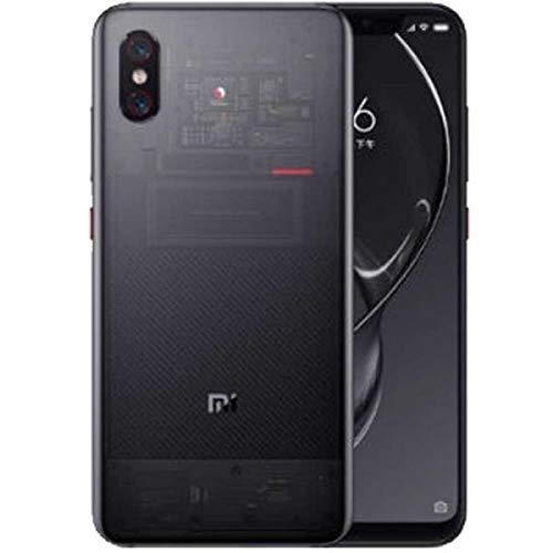 Xiaomi MZB7000EU Smartphone, 8 GB Ram und 128 GB, Dual 12 Mp-Kamera, Fingerabdrucksensor in transparentem Display