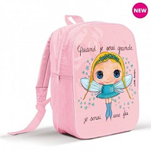 Petit sac à dos Fée -'Quand je serai grande, je serai...
