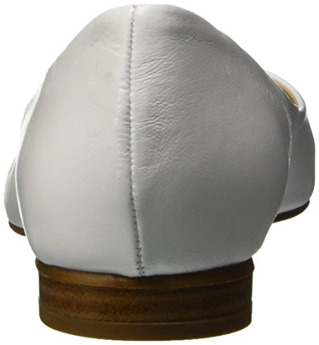 BATA 5241493, Ballerines Femme Blanc Cassé (Bianco)