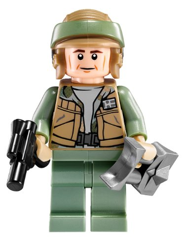 Imagen 5 de LEGO Star Wars - Endor Rebel Trooper & Imperial Trooper Battle Pack (9489)