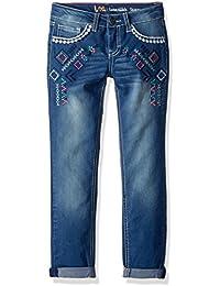 LEE Big Girls' Fashion Skinny Crop Jean