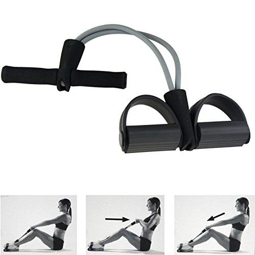 Fitness Trainer Rudergerät Damen Sportgerät Senioren Rücken Arm Trainer