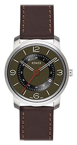 Orologio da polso al quarzo XEMEX PICCADILLY rif, 880,22 3 HANDS DATE