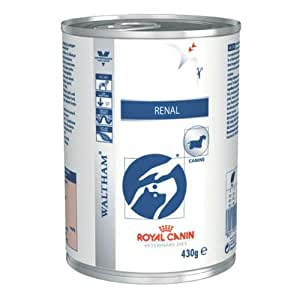royal canin canine renal dogs food 12 x 410g. Black Bedroom Furniture Sets. Home Design Ideas