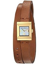 Gucci G Frame – Reloj de Pulsera analógico para Mujer Cuarzo ... 5fac50b80bd