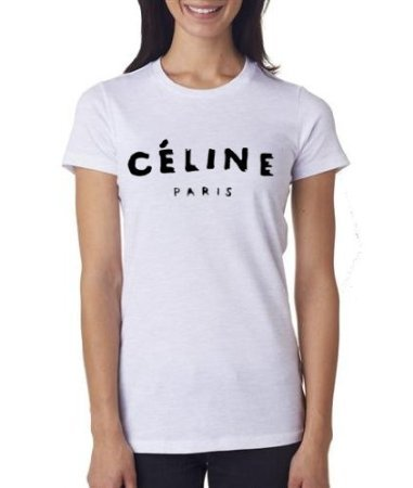 celine-paris-unisex-t-shirt-white-medium-by-anvil