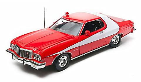 Starsky & Hutch Greenlight 12855 1/18 1974 Ford Gran Torino (1974 Ford)