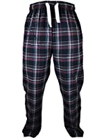 New Mens Cotton Lounge Pants Luxury Designer Style Pyjamas Bottoms Trousers PJs