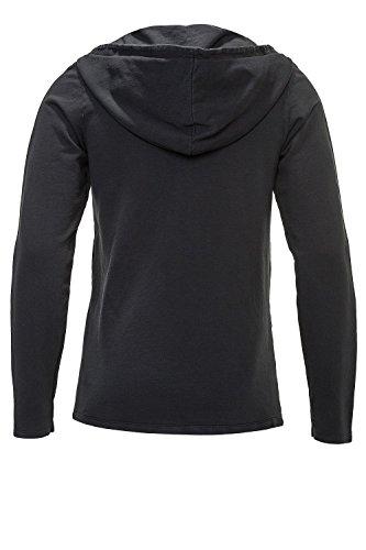 Jack & Jones Originals Sweatjacke Hood Sweat in 2 Farben Black