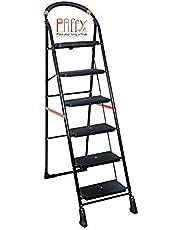 PAffy Milano 6-Steps Folding Ladder