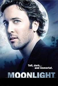 Moonlight: L'intégrale de la série - Coffret 4 DVD [Import belge]
