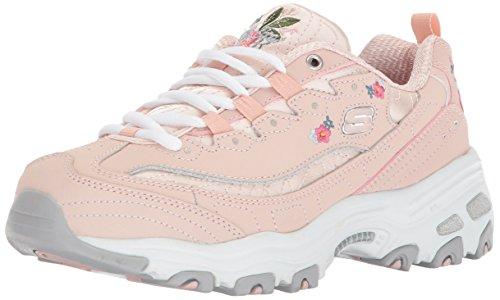 Skechers 12283, Damen Sneaker Merhfarbig M, Schwarz