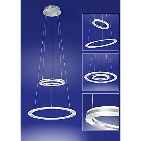 Mica lampadario LED di B–50W LED, 4500lumen,