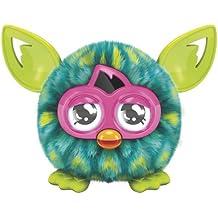 Furby Furbling Criatura pluma del pavo real de felpa