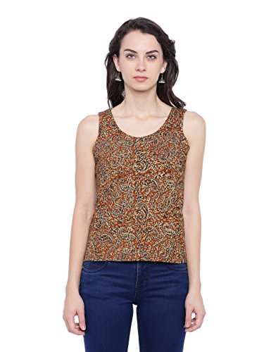 Fabindia Women's Cotton Knitted Top