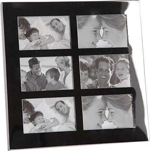 Amadeus - Cadre 6 photos Inox 6 x 9 cm Amadeus