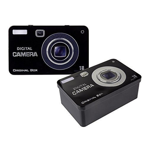Digital Kamera Metall-Dose Close Up Digital Kamera
