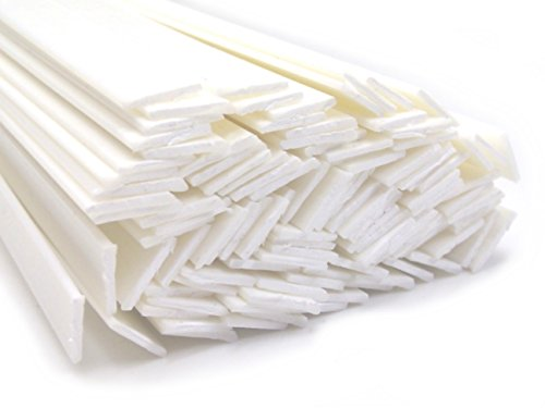 Plastique baguettes de soudure PPE-PA Noir 8x1mm Plat 25 Barres