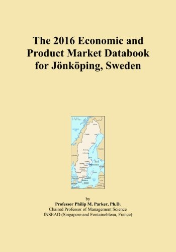 Image of The 2016 Economic and Product Market Databook for Jönköping, Sweden
