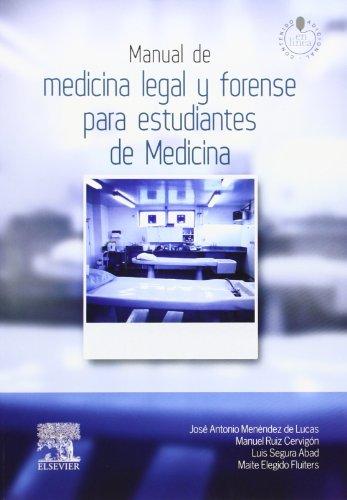 Manual De Medicina Legal Y Forense Para Estudiantes De Medicina (+ StudentConsult)