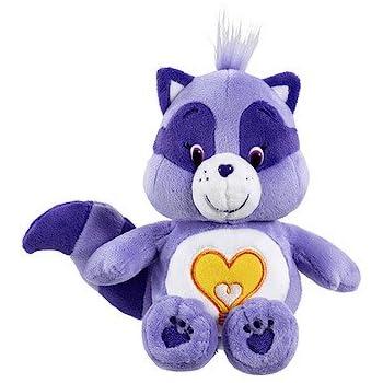 Vivid Imaginations Care Bears Cousins Bright Heart Raccoon Bean